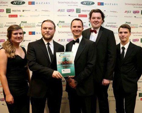 Nottingham Post Business Awards 2015