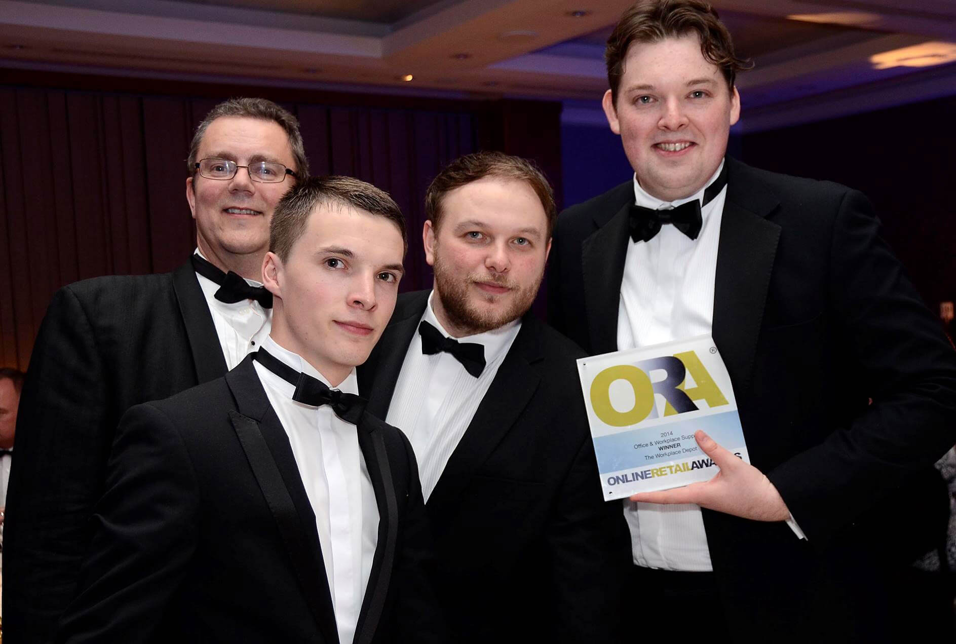 Online Retail Awards 2014 Winners