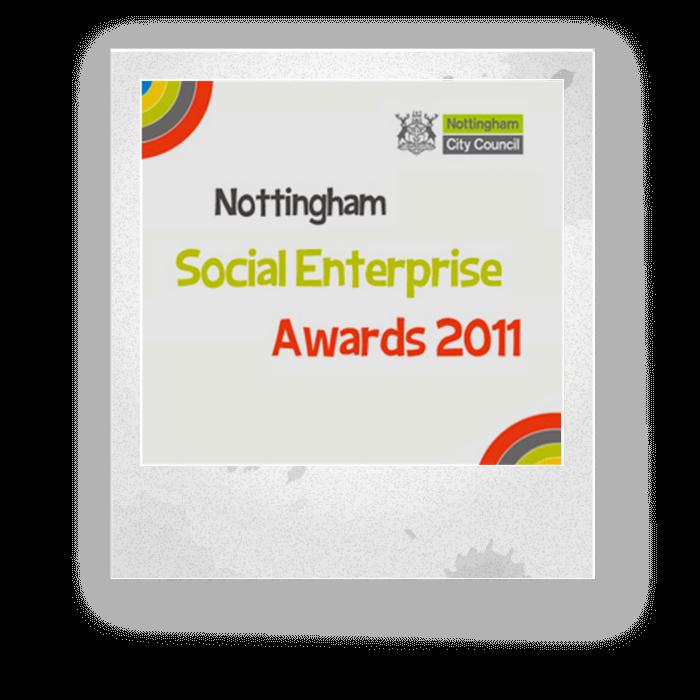 Social Enterprise Award 2011