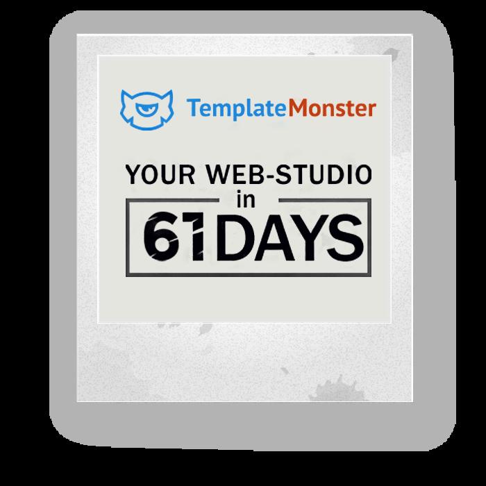 Your Web Studio in 61 Days Marathon